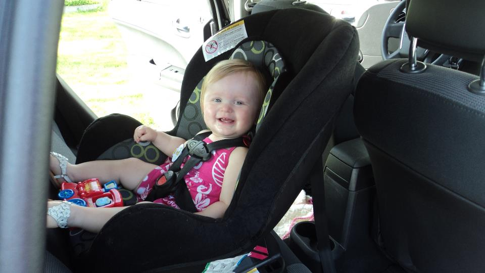 Alivia carseat safety
