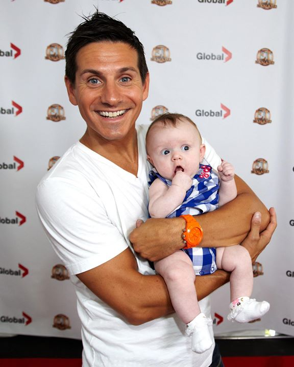 Alivia & Rick Campanelli at The Fair at the PNE
