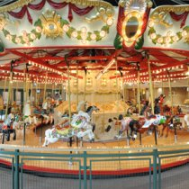 Burnaby Village Carousel