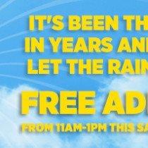 PNE free admission