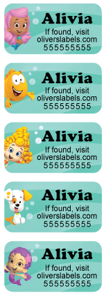 Preview Oliver's Labels