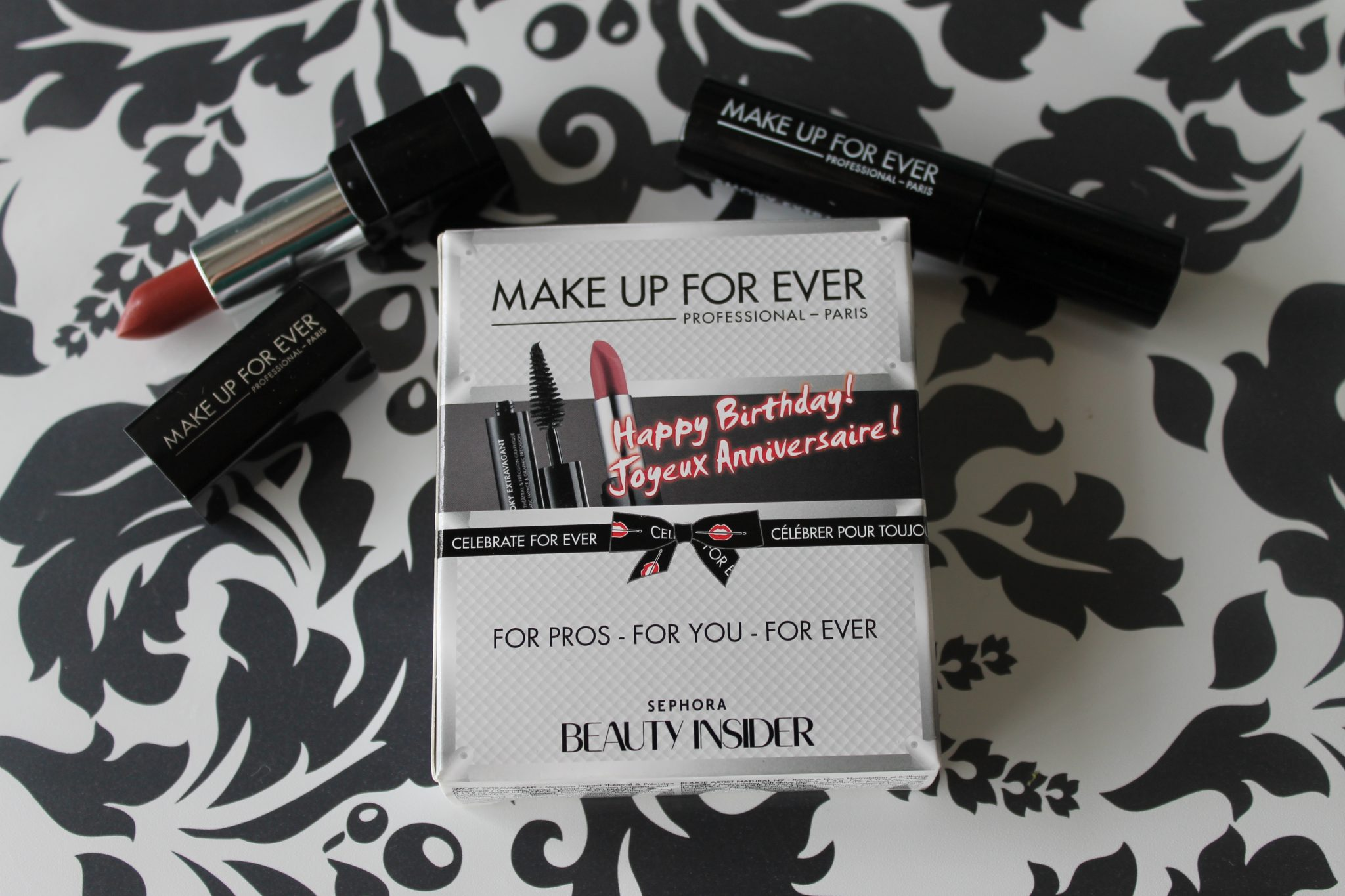 Sephora Beauty Inside Birthday Freebie