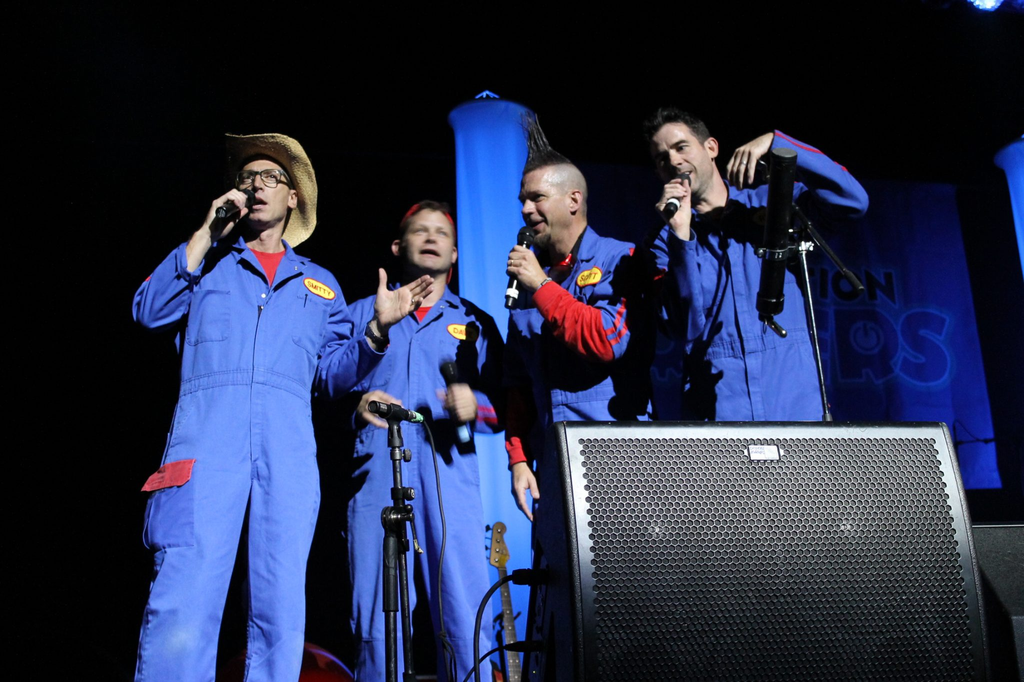 Imagination Movers Stage