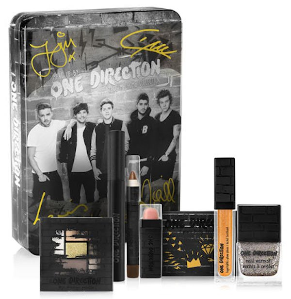 One Direction Take Me Home Makeup Collection