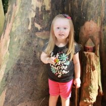 Alivia redwood park