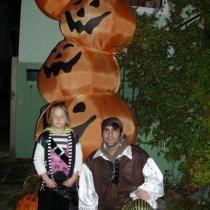 Pirate Joey & Amy