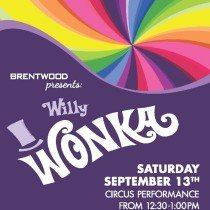 Willy Wonka Brentwood Town Centre