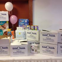 Basics for Babies Donations