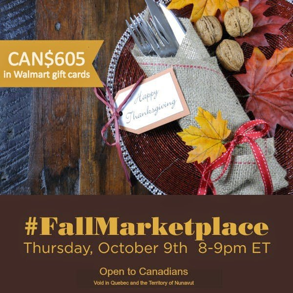 Fall Market Place Twitter Party