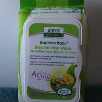 Aleva Naturals Breathe Easy Wipes