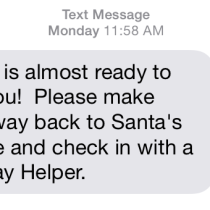 Telus Text Message