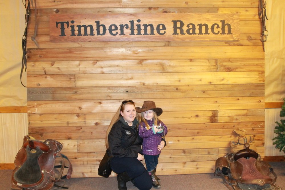 Timberline Ranch Mommy & Livvy