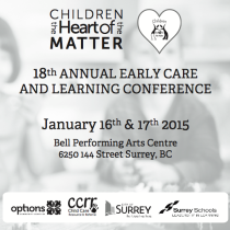 18th annual Early Care & Learning Conference returns featuring Keynote Speaker Dr. Laura Markham