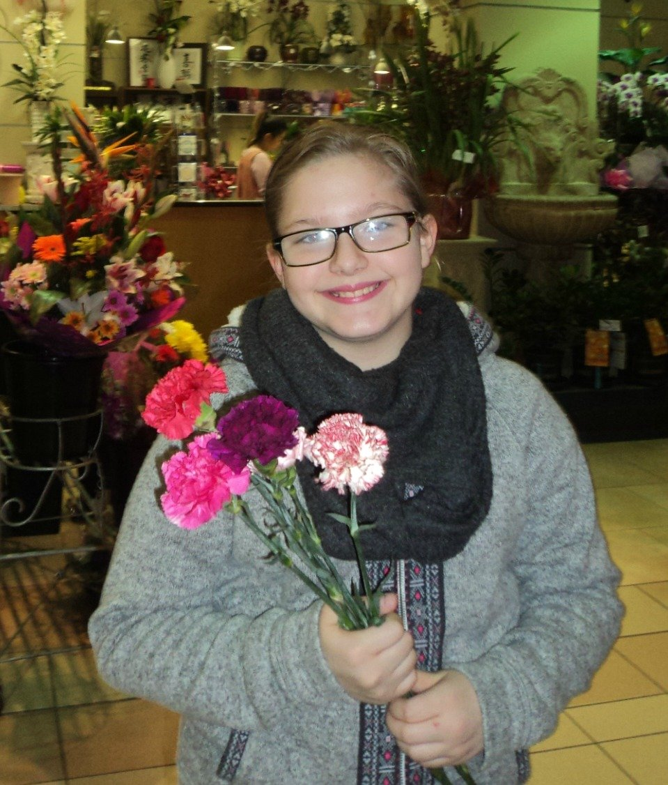Amy at Metro Flowers