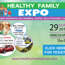 Healthy Family Expo Tickets