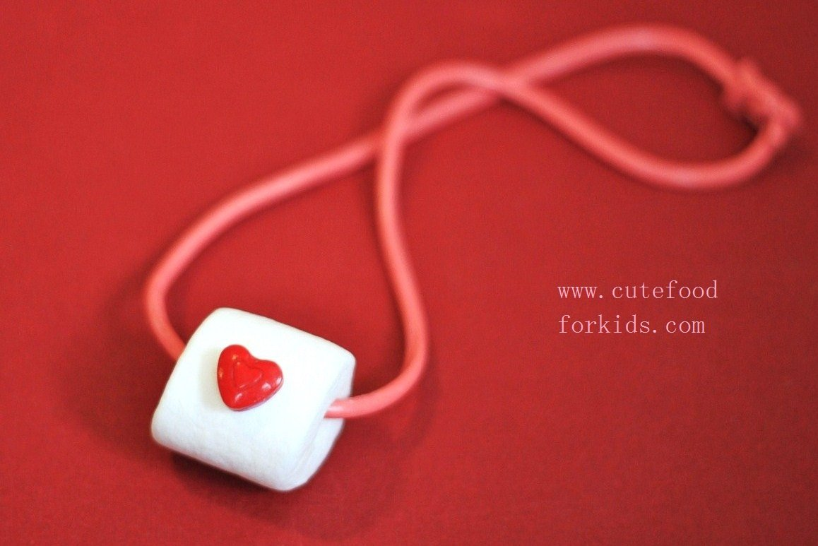 Vday Candy Necklace