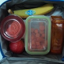 Juice In The Box lunchbox