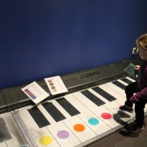 Science World Piano