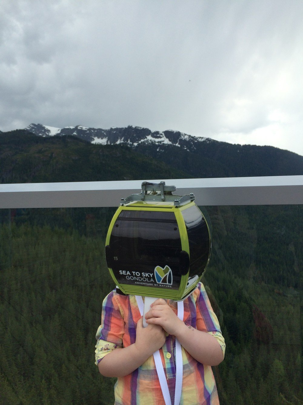 Alivia Sea to Sky Gondola Photo