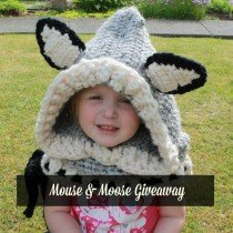 Mouse & Moose GIveaway