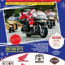 Vancouver Christmas Toy Run
