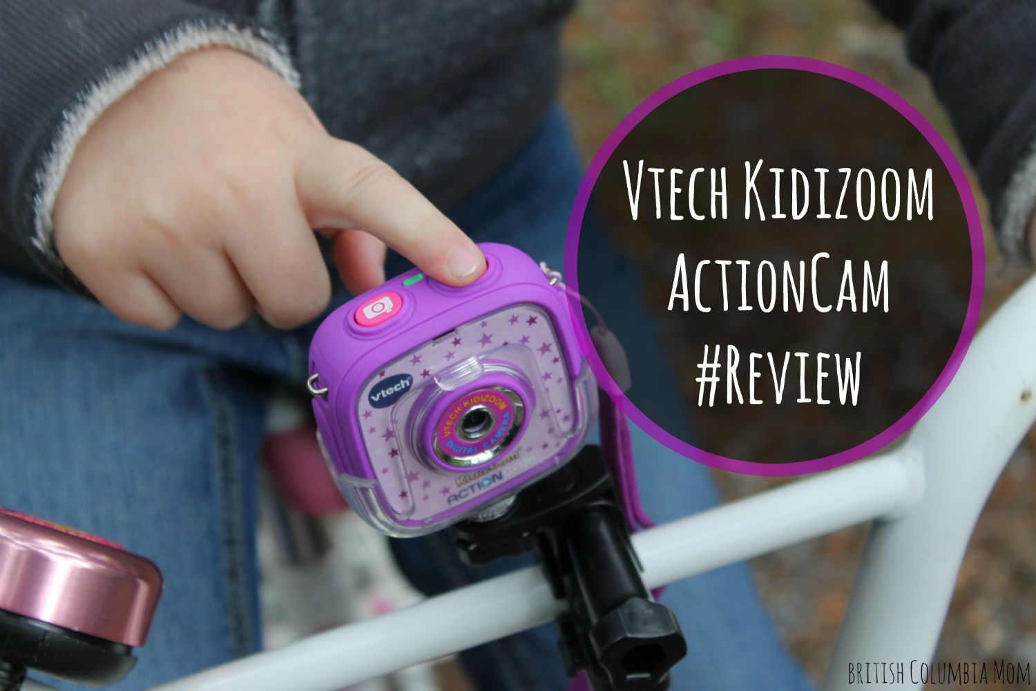 Vtech Kidizcoom Actioncam