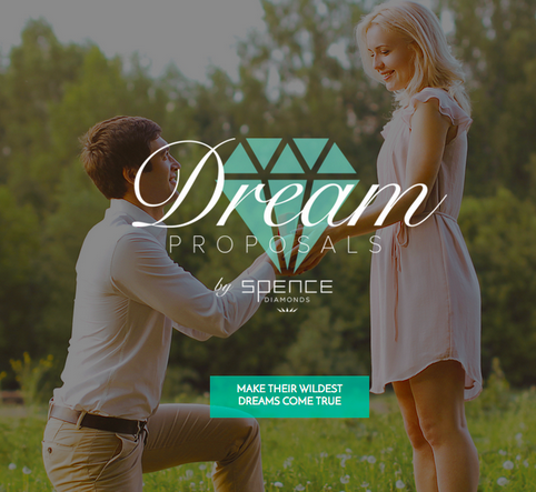 Spence Diamonds Dream Proposal Contest
