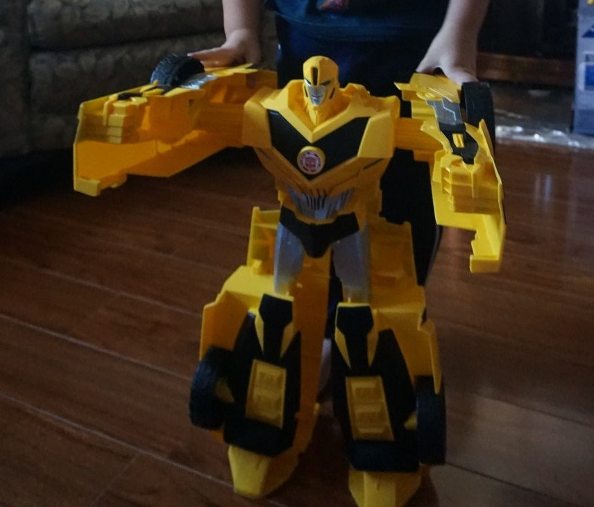 Super Bumblebee Transformer