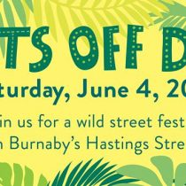 Get wild for Hats Off Day with Burnaby Heights!