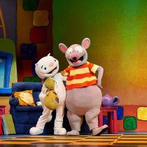 Toopy and Binoo Tour Presale Code #Events