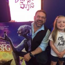 The BFG; warming our bean hearts {Review}