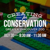 Creating for Conservation with The Vancouver Zoo + #Giveaway!