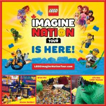 Lego Imagine Nation Tour rolls into Vancouver!