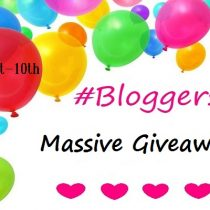 #BloggersFete continues with a massive Giveaway!