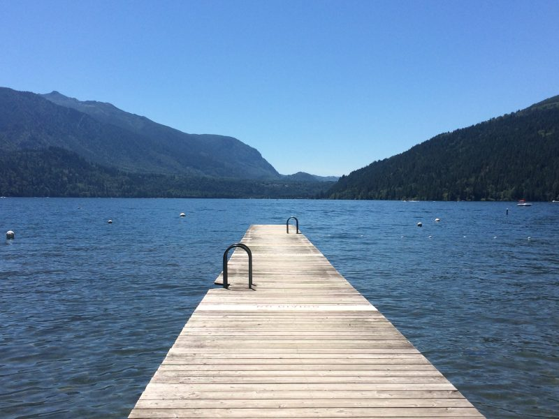 Cultus Lake Camping With Ford Canada