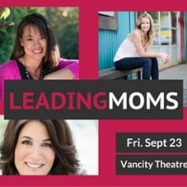 Leading Moms 2016, who inspires you?