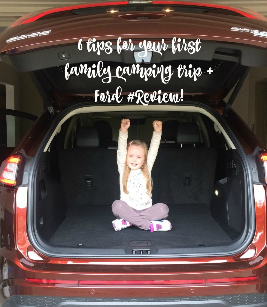 Family Camping Tips Ford Canada