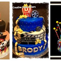 Creative Cake-A-Tiers wins us over with Custom Cakes! {Review}