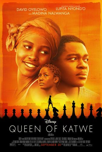 Disney Queen Of Katwe