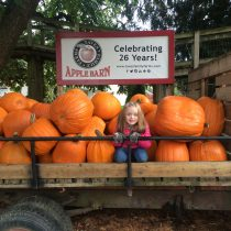Celebrating all things Fall at the AppleBarn! + #Giveaway
