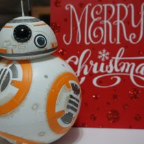 RC BB-8 merry christmas