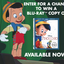 Pinocchio Signature Collection now available on Blu-Ray DVD & Digital HD + #Giveaway!