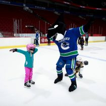 Wordless Wednesday: Canucks Fever