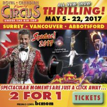 Royal Canadian Family Circus 2017