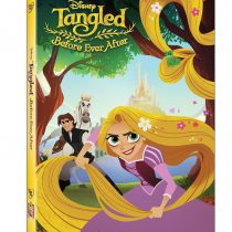 Disney's Tangled Before Ever After + #Giveaway