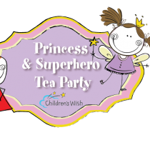 6th Annual Langley Princess & Superhero Tea Party is back July 9!