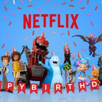 Netflix Happy Birthday