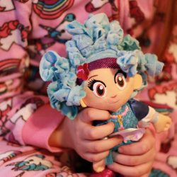Luna Petunia: new Amazia inspired toys for tiny fans {review}