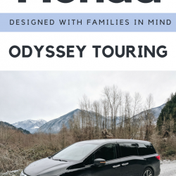 2018 Honda Odyssey Designed With Families In Mind {Review}