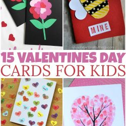 15 DIY Valentine's Day Cards For Kids